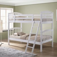 The Artisan Bed Company Bunk Bed - White