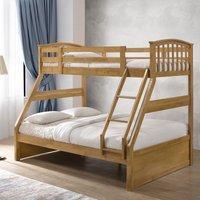 The Artisan Bed Company Three Sleeper - Oak