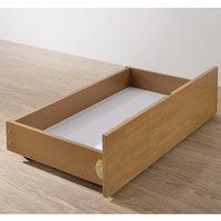 The Artisan Bed Company Underbed Drawers (Pair)  Oak