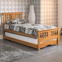 The Artisan Bed Company Guest Bed - Oak