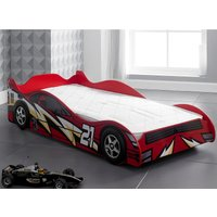 The Artisan Bed Company No.21 Car Bed - Red