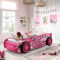 The Artisan Bed Company Sports Car Bed - Pink