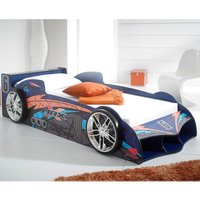 The Artisan Bed Company MXR Race Car Bed - Blue