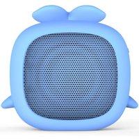 Kitsound Boogie Buddy Portable Bluetooth Speaker - Whale