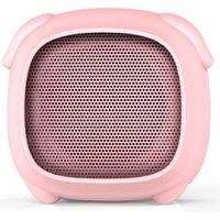Kitsound Boogie Buddy Portable Bluetooth Speaker - Pig