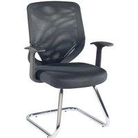 Alphason Atlanta Vis Chair - Black