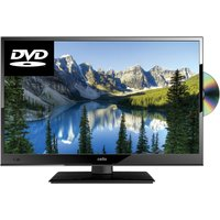 Cello 20 Inch HD Ready LED TV with Freeview T2 HD and DVD Player - Black