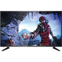 Cello 50 Inch Full HD LED Digital TV with Freeview T2 HD Channels and USB 2.0 - Black