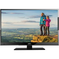 Cello 22 Inch Full HD LED Traveller TV with DVD - Black