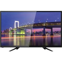 "Linsar 32LED320 32"" LED Freeview HD Ready 720p TV - Black"
