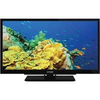 "Linsar 32LED5000 32"" HD Ready TV with Integrated DVD and Freeview HD - Black"