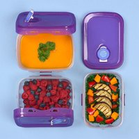 Tala Push & Push Microwave Containers 3 Piece Set