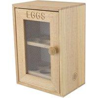 Apollo Rubberwood Egg Cabinet