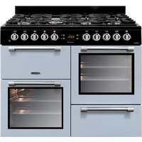 Leisure CK100F232B 100cm Cookmaster Dual Fuel Range Cooker - Blue