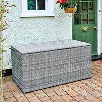 LG Outdoor Monaco Stone Cushion Storage Box