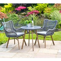 LG Outdoor Santa Fe 2 Seat Dining Set