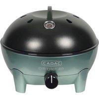 "Cadac Citi Chef 40 Metallic Blue Gas BBQ Plus 13"" Pizza Stone"