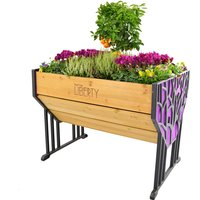 VegTrug Liberty Planter with 3 Felt Colours