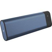 KitSound BoomBar+ Bluetooth Speaker - Metallic Blue
