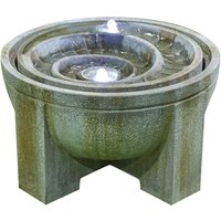 Kelkay Fossil Water Feature with LED Lights