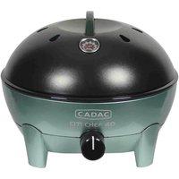 Cadac Citi Chef 40 Metallic Blue Gas BBQ Plus 36cm Chef Pan