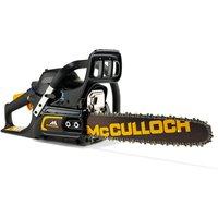 """McCulloch 35cm (14"""") Petrol Chainsaw"""