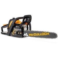 """McCulloch 46cm (18"""") Petrol Chainsaw"""