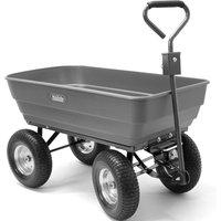 The Handy 200kg (440lb) Poly Body Garden Trolley