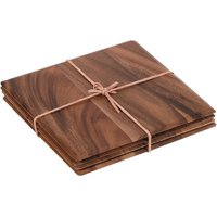 TandG Woodware TandG Wooden Placemats - Set of 4
