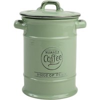 T&G Woodware T&G Pride of Place Coffee Canister - Green