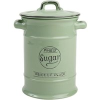 T&G Woodware T&G Pride of Place Sugar Canister - Green