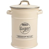 T&G Woodware T&G Pride of Place Sugar Canister - Cream
