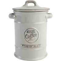 T&G Woodware T&G Pride of Place Coffee Canister - Cool grey