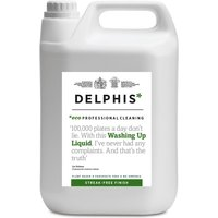 Delphis Washing-Up Liquid Refill - 5L