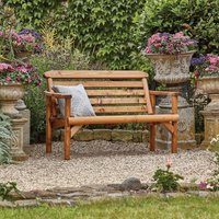 Woodshaw Thornton Rustic Bench 4Ft