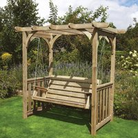 Woodshaw Appleton Swing Arbour