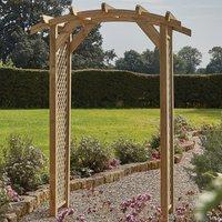 Woodshaw Dalton Curved Arch