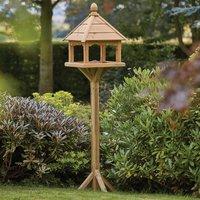 Woodshaw Ellesmere Square Bird Table