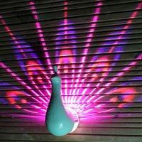 Noma Percy Peacock Wall Light