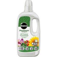 Miracle-Gro Performance Organics All Purpose Granular Food - 1L