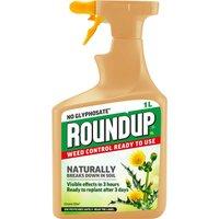 Roundup Natural weedkiller 1L RTU
