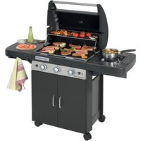Campingaz 3 Series Classic LS Gas Barbecue - Black