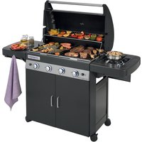 Campingaz 4 Series Classic LS Gas Barbecue - Black