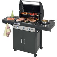 Campingaz 3 Series Classic Ls Plus Gas BBQ - Black