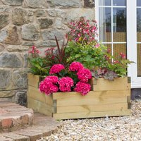 Zest4Leisure 3 Tiered Raised Bed