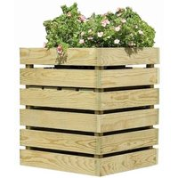 Zest4Leisure Manhattan Plant Surround - Medium