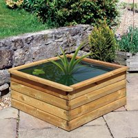 Zest4Leisure Aquatic Planter - 0.90 x 0.90 x 0.45m