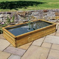 Zest4Leisure Aquatic Planter - 1.80 x 0.90 x 0.30m
