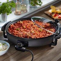Cooks Professional 42cm 1500W Multi Cooker - Black