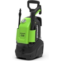 Greenworks 1400w G20 Pressure Washer